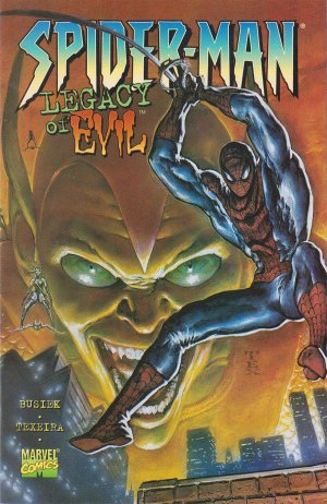 Spider-Man - Legacy of Evil édition Issues (1996)