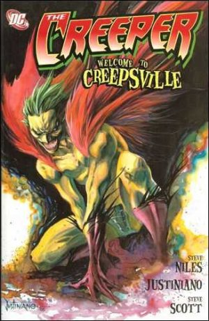 The Creeper édition TPB softcover (souple) - Issues V2