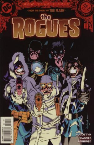 New Year's Evil - The Rogues édition Issues (1998)