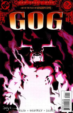 New Year's Evil - Gog édition Issues (1998)