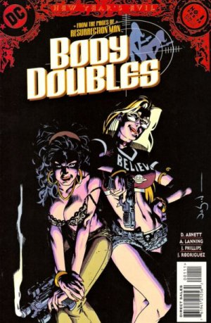 New Year's Evil - Body Doubles édition Issues (1998)