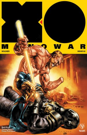 X-O Manowar # 2 Issues V4 (2017 - Ongoing)