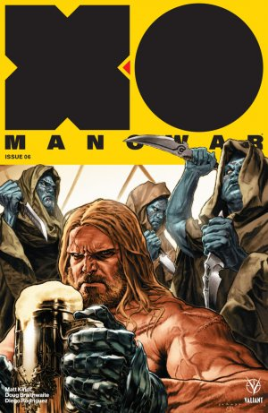 X-O Manowar # 6 Issues V4 (2017 - Ongoing)