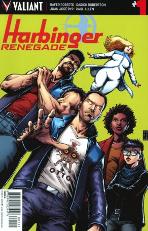 Harbinger Renegade édition Issues (2016 - Ongoing)