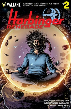 Harbinger Renegade # 2 Issues (2016 - Ongoing)