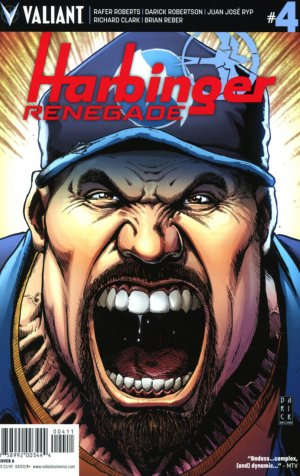 Harbinger Renegade # 4 Issues (2016 - Ongoing)