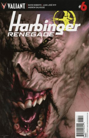 Harbinger Renegade # 6 Issues (2016 - Ongoing)