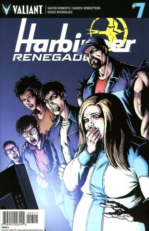 Harbinger Renegade # 7 Issues (2016 - Ongoing)