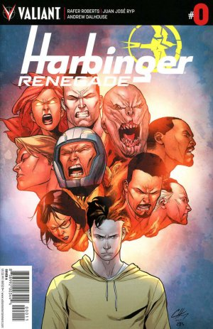 Harbinger Renegade # 0 Issues (2016 - Ongoing)