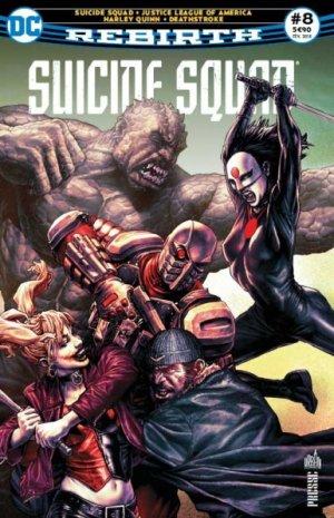 Suicide Squad # 8 Kiosque (2017 - En cours)