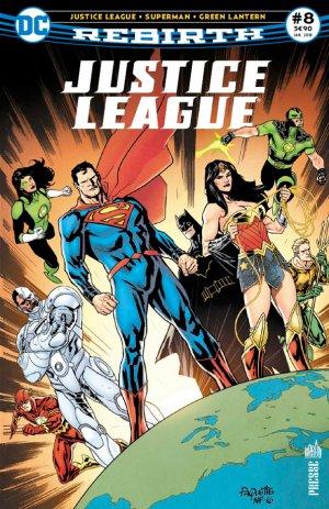 Justice League # 8 Kiosque V1 (2017 - En cours)