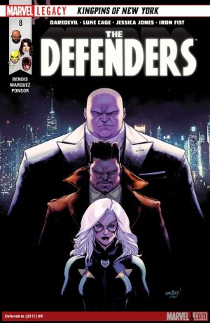 Defenders # 8 Issues V4 (2017 - 2018)
