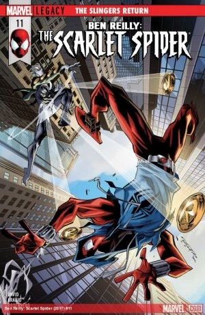 Ben Reilly - Scarlet Spider # 11