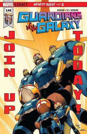 Les Gardiens de la Galaxie # 146 Issues V5 (2017 - 2018)