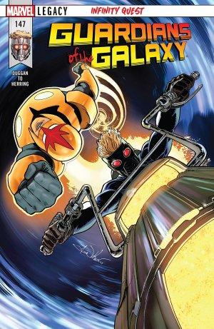 Les Gardiens de la Galaxie # 147 Issues V5 (2017 - 2018)