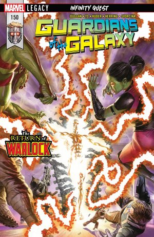 Les Gardiens de la Galaxie # 150 Issues V5 (2017 - 2018)