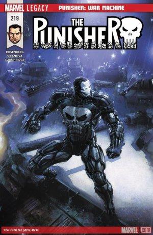 Punisher # 219 Issues V11 (2016 - 2018)