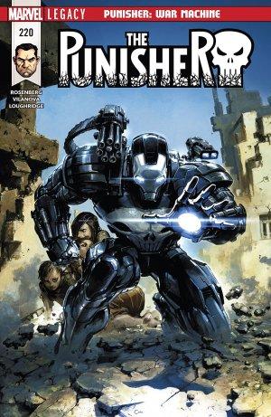 Punisher # 220 Issues V11 (2016 - 2018)