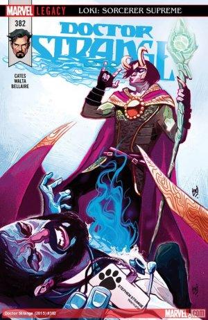Docteur Strange # 382 Issues V1 Suite (2017 - 2018)