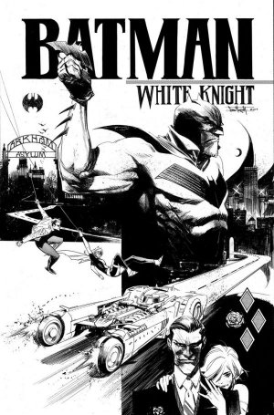 Batman - White Knight # 1 Issues (2017 - 2018)