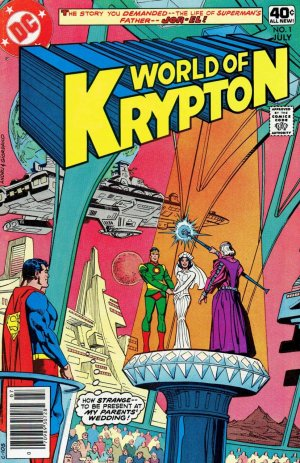World of Krypton édition Issues