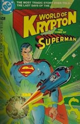 World of Krypton édition TPB softcover (souple)