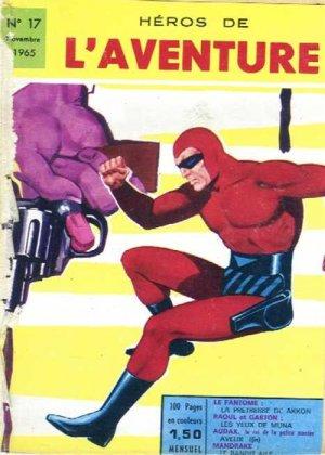 Les Héros De L'Aventure édition Kiosque V1 (1965 - 1971)