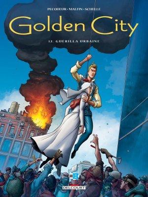 Golden City # 12