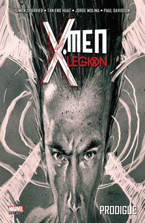 X-Men - Legion édition TPB Hardcover - Marvel Select