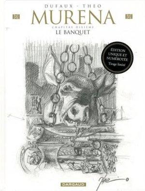 Murena édition Limitée - Edition crayonné