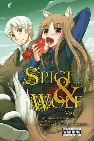 Spice and Wolf édition Américaine