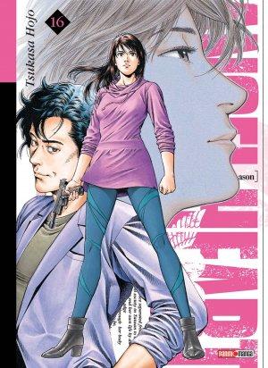 couverture, jaquette Angel Heart - Saison 2 16  (Panini manga)
