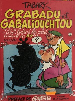 Grabadu et Gabaliouchtou édition Simple