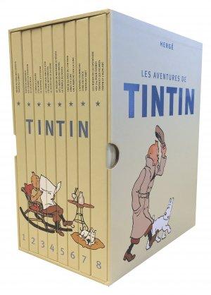 Les aventures de Tintin # 1 Coffret Intégrale 2017