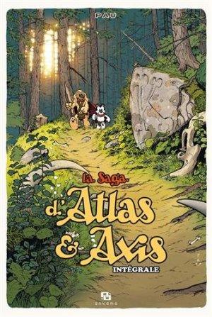 La saga d'Atlas & Axis édition Intégrale 2017