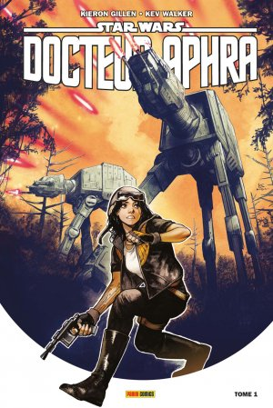 Star Wars - Docteur Aphra # 1 TPB Hardcover - 100% Star Wars