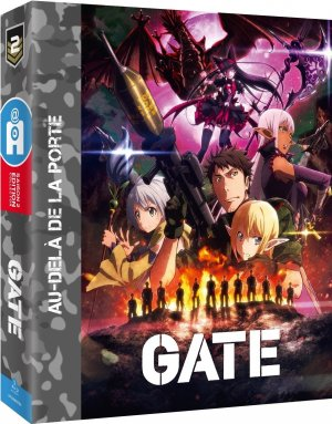 Gate 2 Collector Blu-ray