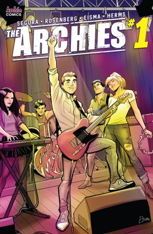 The Archies édition Issues (2017 - Ongoing)