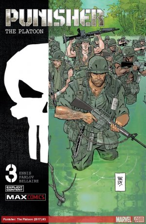 Punisher - La Section # 3 Issues (2017 - 2018)