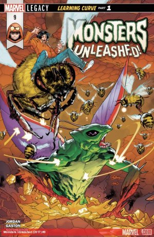 Monsters Unleashed # 9 Issues V3 (2017 - 2018)