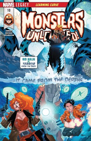 Monsters Unleashed # 10 Issues V3 (2017 - 2018)