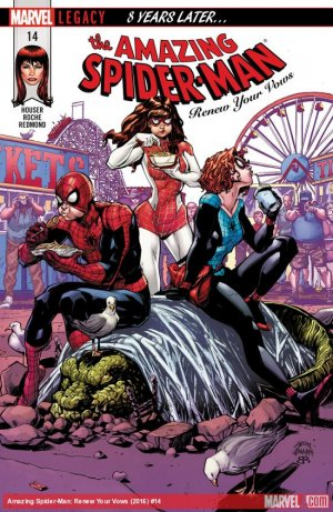Amazing Spider-Man - Renew Your Vows # 14 Issues V2 (2016 - 2018)