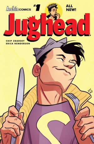 Riverdale présente Jughead édition Issues V3 (2015 - Ongoing)