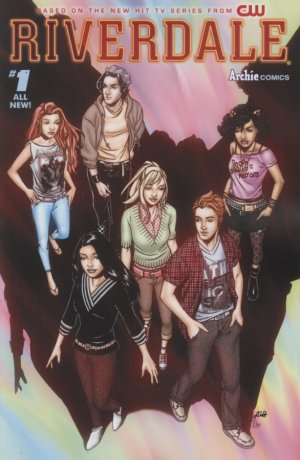 Riverdale édition Issues (2017 - Ongoing)