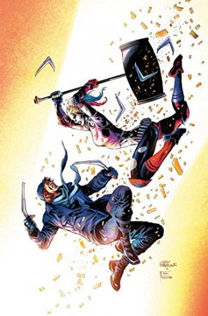 Suicide Squad # 5 TPB softcover (souple) - Issues V5
