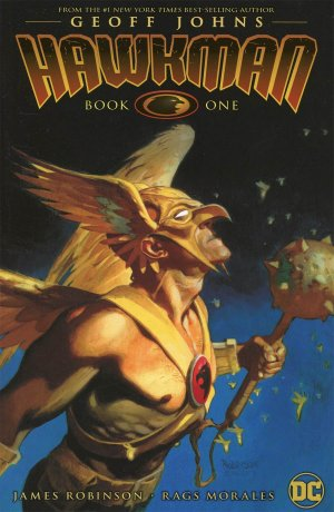 Hawkman by Geoff Johns édition TPB softcover (souple)