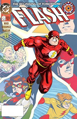 The Flash by Mark Waid 4 TPB softcover (souple)
