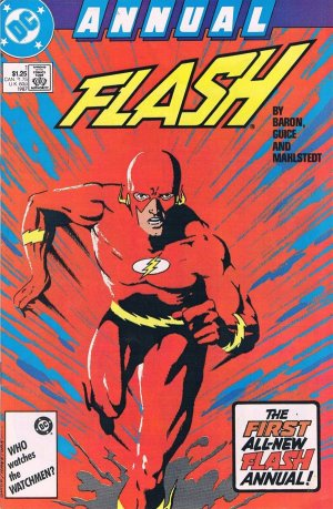 Flash édition Issues V2 - Annuals (1987 - 2000)