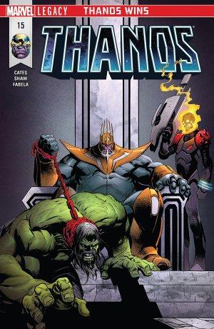 Thanos # 15 Issues V2 (2016 - 2018)