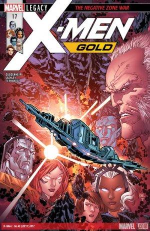 X-Men - Gold # 17 Issues V2 (2017 - 2018)